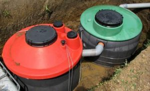 Domestic Septic Tank