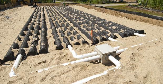 Soakaway Design Off Mains Drainage Installers Omdi