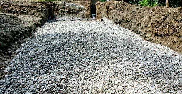 Stone Drainfield