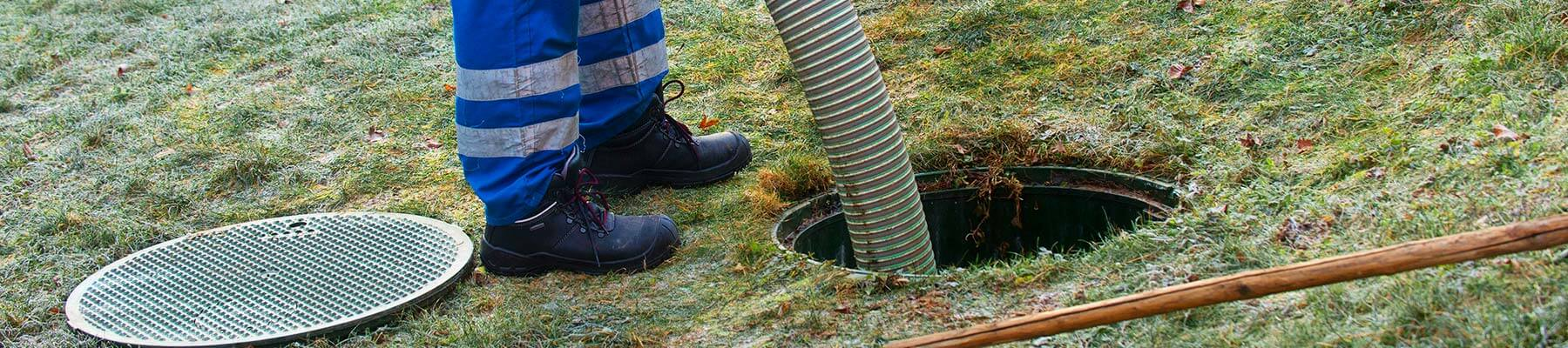 Septic Tanks Header Image