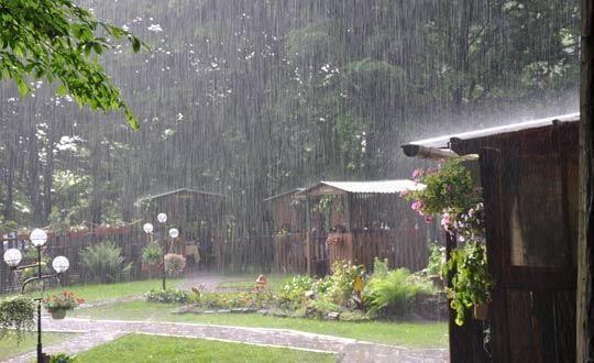 Rainfall Surface Water