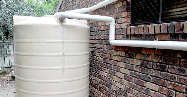Upright Water Tank