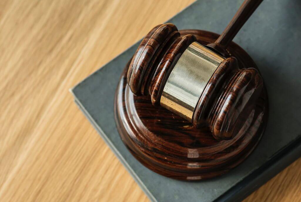 Gavel for legislation
